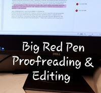 EDITING & PROOFREADING SERVICE