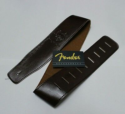 Ремни Fender Leather Guitar Strap and