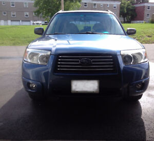 2007 Subaru Forester X SUV, Crossover - Safety & E-test