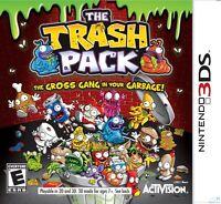 TRASH-PACK NINTENDO 3DS