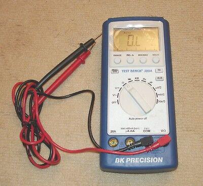 Bk Precision 389a Multimeter