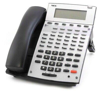 Nec 34b Aspire Ip Phone 890073 Poe Capable Ip1na-24tixh Bk