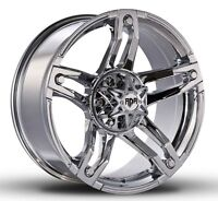 NEW 17X9 RDR WHEELS 6X5.5 AND 6X135mm BOLT PATTERNS