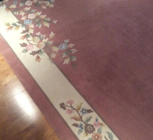 Large Deep Pile - Excellent Condition Area Rug Peterborough Peterborough Area image 2