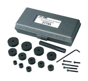 NEW OTC 27793 SEAL BEARING BUSHING DRIVER SET