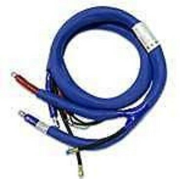 Graco Whip Hose 3500 Psi 38 In X 10 Ft 9.5 Mm X 3 M With Scuffguard 246056