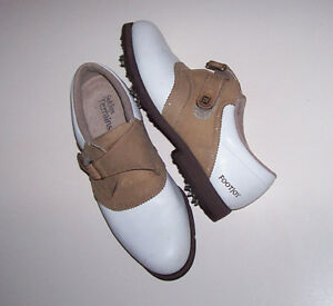Choice of 4 Pair of FootJoy Mens and Ladies Golf Shoes London Ontario image 7