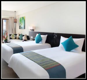 Hotel, Motel Bedding Products Wholesale
