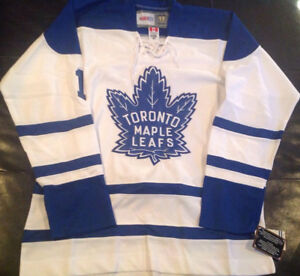 Brand New Toronto Maple Leaf Jerseys (Retired Players)