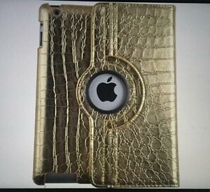 iPad2 Case - Gold - never used
