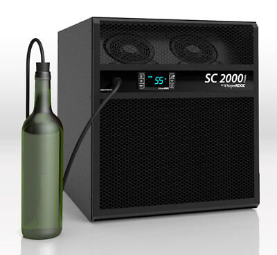 WhisperKOOL® SC 2000i Wine Cellar Cooling Unit (up to 300 cu (Cooling Units Wine Cellars)
