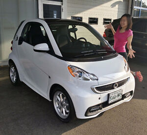 2014 Smart Fortwo ELECTRIC DRIVE Coupe - Lease Takeover