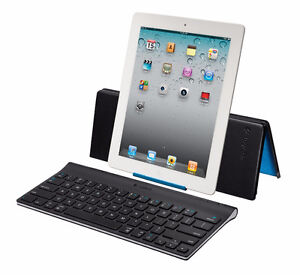 Logitech Tablet bluetooth Keyboard For Ipad / Phone / Tablet