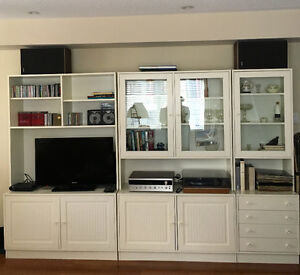IKEA WALL UNIT for Living/Dining