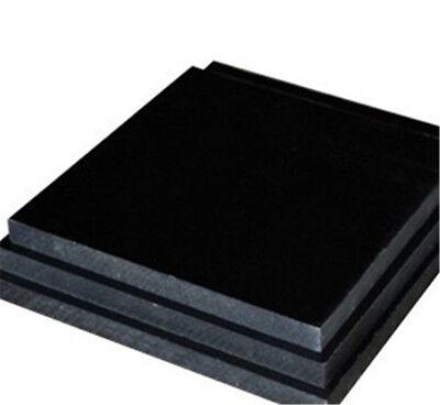 1pcs Custom Made Bakelite Phenolic Flat Plate Sheet Black For Cnc