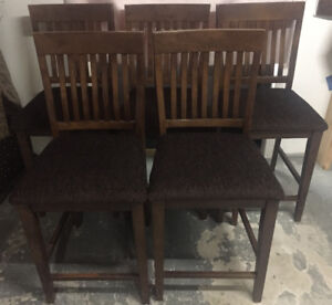 Reupholstery & Repairs for Dining Kitchen & Banque hall chairs