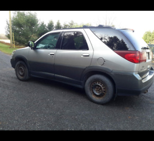 Low kms Buick Rendezvous