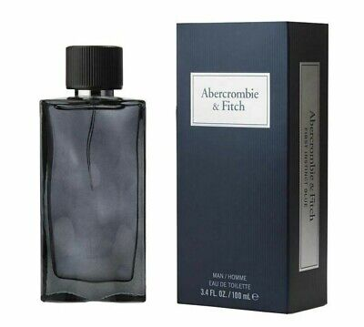 Abercrombie & Fitch First Instinct Blue Cologne for Men 100ml EDT Spray
