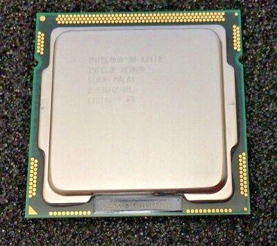Intel Xeon X3470 2.93Ghz 8MB 3.6Ghz quad SLBJH LGA1156