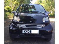 Smart, CITY-COUPE, Coupe, 2006, Semi-Auto, 698 (cc), 2 doors