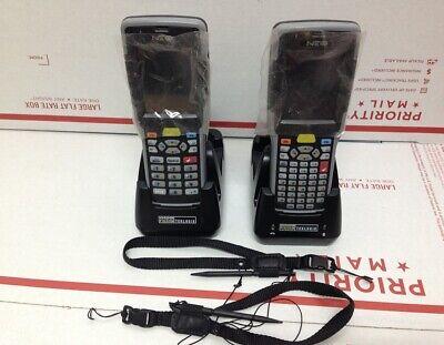 Psion Teklogix Neo Px750 Mobile Handheld Computer Lot Of 2