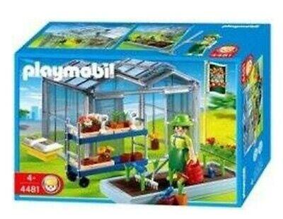 Playmobil 4481 Green House / Garden / Gardener Clearance Bargain (New)