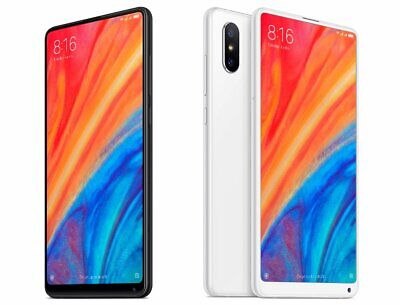 Xiaomi Mi Mix 2S Unlocked 64GB 6GB RAM DualSim 4G LTE Smartphone -Global Version