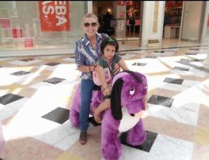 Animal Kiddie Ride