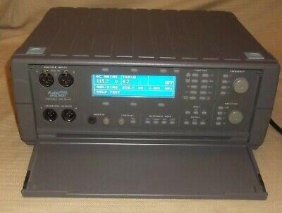 Audio Precision Portable One Plus Audio Analyzer Test Set