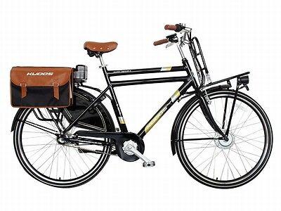 Kudos Cycle Duke Classic Series Electric e-bike Aluminium Frame