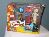 Simpsons Figures - Burns Manor