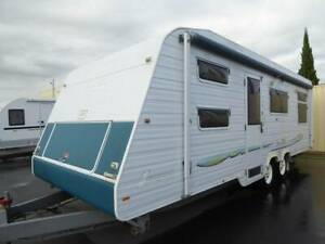 COMPASS RARE FAMILY CARAVAN WITH SEPARATE TOILET/ SHOWER  SN12163 Maddington Gosnells Area Preview