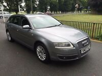 For SALE Audi A6 Estate 2007, 2.0 TDI or SWAP for VITO