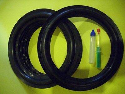 10 Zoll Hochwertiges Gummi Sicken Reparatur Set rubber surround set IRO-G