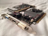 Nvidia Geforce GT 620 1024 MB (1GB) DDR3 Graphics Card