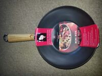Genuine Typhoon Ching Non-Stick Wok, 8 Inch - BRAND NEW never used