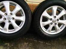 """16"""" Rims and Tyres 215/60/R16 Dandenong South Greater Dandenong Preview"""