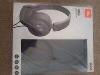 Headphones JBL by Harman T-450 Black - NEW