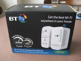 BT WiFi Home Hotspot Plus 600 Kit Item code 084286