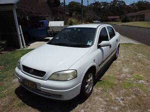 2002 Holden Astra Auto Sedan Equipe - Shoal Bay ONE OWNER Nelson Bay Port Stephens Area Preview