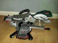 Metabo KGS216M Crosscut Sliding Mitre Saw RRp £169