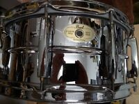 Pearl Sensi Tone Custom Alloy Steel Shell Snare Drum