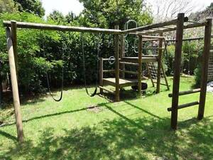 Huge Playcraft playground / cubby / climbing frame / swingset West Ryde Ryde Area Preview
