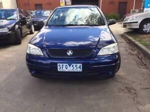 Holden Astra 2003  **3 YEAR WARRANTY+STAMP DUTY+TRANSFER FEE+GST*