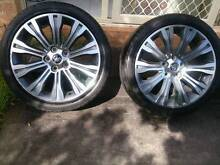 "19"" Holden VF Rims and Tyres Dandenong South Greater Dandenong Preview"