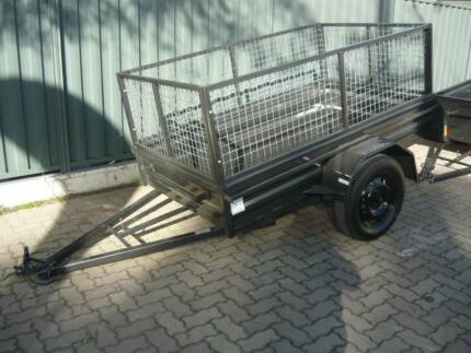 Trailer Service, Repairs and Maintenance Queanbeyan Area Preview