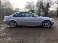 BMW 318CI VERY LOW MILES - SWAP FOR BMW 330D , 330I OR E39 530D