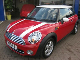 2009 Mini Cooper Chili Pack 1.6l Petrol (Family owned)