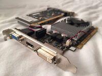 Nvidia Geforce GT 620 1024 MB (1GB) DDR3 Graphics Card