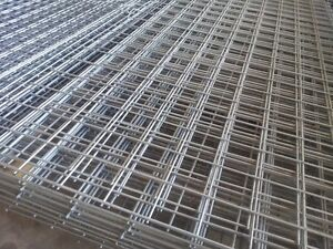 Clearance Galvanised Weld Mesh Sheets / Panels Dry Creek Salisbury Area Preview
